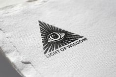 All-Seeing Eye Logo Template by pne-design on @creativemarket