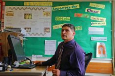 In California, Saving a Language That Predates Spanish and English - NYTimes.com