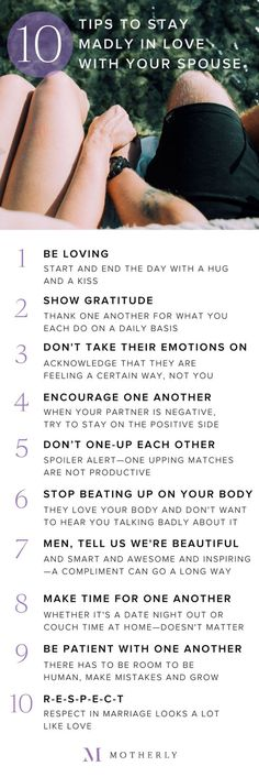 10 tips to stay madly in love with your spouse How to navigate marriage and motherhood: Relationship tips for new parents. More from my site How to navigate marriage and motherhood: Relationship tips for new parents. 21 Day Marriage Fix How to Show Love. Marriage Relationship, Marriage And Family, Marriage Advice, Strong Marriage, Relationship Problems, Quotes Marriage, Dating Advice, Marriage Romance, Godly Marriage