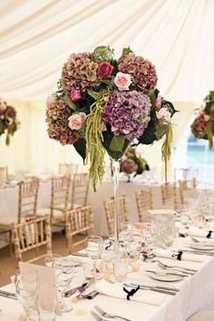 Village Summer Marquee Wedding - Banquet style layout(BridesMagazine.co.uk)  Keywords: #weddingmarquees #jevelweddingplanning Follow Us: www.jevelweddingplanning.com  www.facebook.com/jevelweddingplanning/