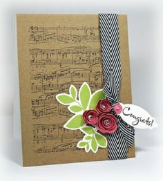 Sheet music background by barb.wagner1