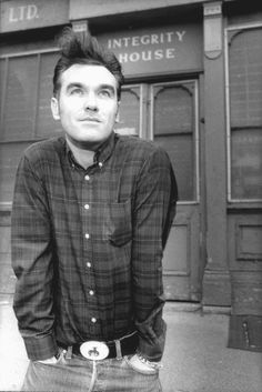 Morrissey | by Renaud Monfourny