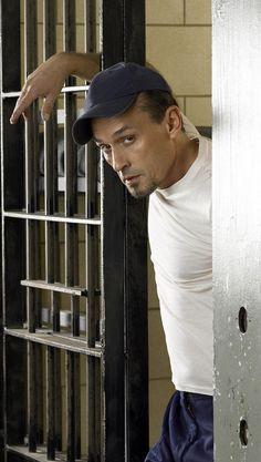 T-Bag, Prison Break. (?? Knepper), male actor, tv series, portrait, photo