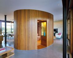 Up-Over-Between House by Hutker Architects in Edgartown, Massachusetts