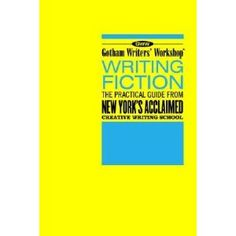 Want to learn how to write fiction? Great book for learning.