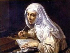 The 24th of 25 children born into her family in Siena, Italy, in 1347, Caterina Benincasa resisted the accepted course for women of marriage vows or cloistered life as a nun. Instead, she became a lay member of the Dominican Order, living a Dominican life of prayer and contemplation at her home and caring for the ill and poor. Though she lacked formal education, she wrote more than 400 letters to people of all walks of life, including Pope Gregory XI, whom she urged to reform the clergy and…