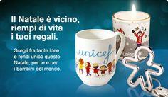 PETALI DI CILIEGIO ...per coltivare la speranza: Un Natale solidale: le proposte dell'UNICEF