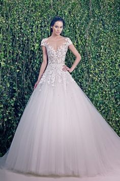 WEDDING DRESSES: ZUHAIR MURAD BRIDAL FALL 2014