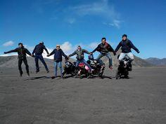 #Holiday #Bromo #PasirBerbisik #Jump #Friends