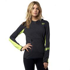 Offrant les mêmes caractéristiques techniques que notre célèbre T-shirt FLEXAIR, le sweat FLEXAIR Pullover Fleece pour femme est conçu dans une maille non tissée double épaisseur dotée de caractéristiques techniques dignes de nos meilleurs équipements de course. Le sweatshirt FLEXAIR Pullover Fleece pour femme offre le confort d'un sweatshirt, allié à une technicité haut de gamme. Il se compose de divers panneaux individuels découpés au laser et reliés entre eux pour une intégrité parfaite.