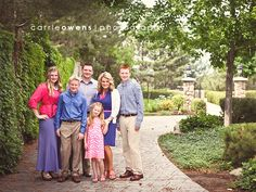 salt lake city utah family photographer captured family of six at their sandy utah home