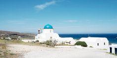 Kirche auf Santorin © Carina Dieringer Carina, Kirchen, Taj Mahal, Building, Travel, Pictures, Backdrops, Nice Asses, Viajes