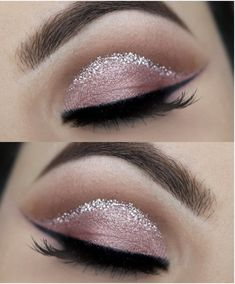 15 Ideas For Makeup Eyeshadow Rose Gold Eye Makeup Tips, Makeup Eyeshadow, Beauty Makeup, Huda Beauty, Pigment Eyeshadow, Gel Eyeliner, Eyeshadows, Eyeshadow Palette, Maquillage Charlotte Tilbury