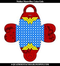 Kit festa infantil mulher maravilha, completo gratuito Wonder Woman, Crafty, Women, Toy Story Birthday, Teachers' Day, Kitty Party, Crates, Decorations, Meet