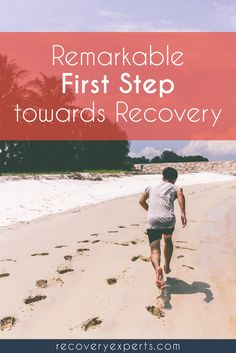 """Drug Addiction Blog: To all the people who suffer from alcoholism and drug addiction, the biggest and toughest step towards recovery is the very first step """"deciding to make change"""". Change is never easy and it's normal to feel about giving up. Read this full article https://recoveryexperts.com/blog/remarkable-1st-step-towards-recovery or click the image above to give you tips and help you make decision from addiction recovery."""