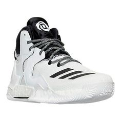 new style 4b198 86abb The adidas D Rose 7  White Black  is Available Now - WearTesters
