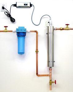 Rainfresh - UV Systems - Water Filters - Toronto. Canada