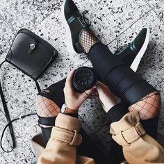 ᶠᴬˢᴴᴵᴼᴺ ᴵᴺˢᴾᴵᴿᴬᵀᴵᴼᴺ    Minun suosikkiväri tänä keväänä on tummanvihreä Onneksi löysin sopivanväriset kengät @vamoskauppa :sta