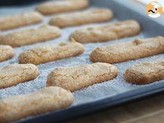 Biscuits à la cuillère sans gluten inratables, Recette Ptitchef