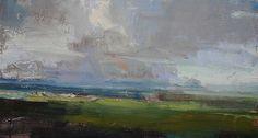 "Point Reyes by Simon Addyman Oil ~ 11"" x 15"""