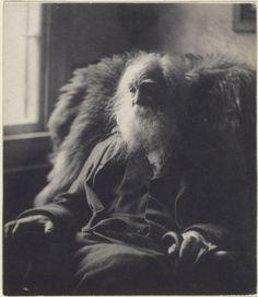 Walt Whitman - beard of the year. Photo via NYPL
