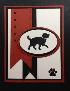 Sympathy for Dog by scrapinchaos - Cards and Paper Crafts at Splitcoaststampers