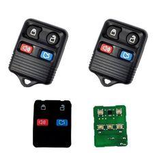 2 New Remote Key Transmitter for Ford Mercury 4Bts 315MHZ CWTWB1U212 CWTWB1U322 #favorkey