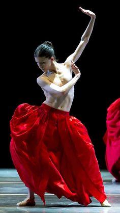 Boston Ballet's Sarah Wroth - Bella Figura