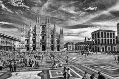 Buona serata a tutti Ph Francesco Pelle #milanodavedere Milano da Vedere