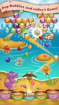 Schieß dich zum Bubble-King