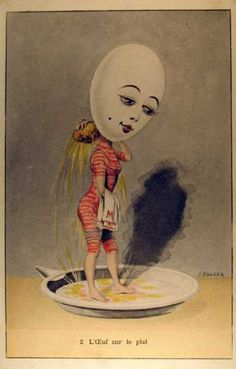 Shop Vintage Odd Egg Lady Postcard created by LongToothed. Personalize it with photos & text or purchase as is! Vintage Greeting Cards, Vintage Christmas Cards, Illustrations, Graphic Illustration, Vintage Postcards, Vintage Images, Vintage Magazine, Vintage Easter, Vintage Advertisements