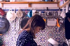 'La petite cuisine à Paris' (literally 'The little Paris kitchen') a unique new project by the talented British, now Paris-based culinary creative Rachel Khoo.