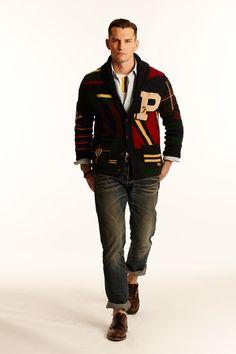 Ralph Lauren | Fall 2014 Menswear Collection | Style.com