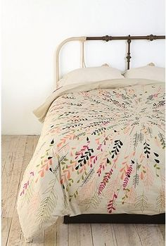 I love this bedding. Maybe when I have a house with a guest room. Or a guest...wing?
