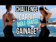 CHALLENGE BRULE GRAISSE ET GAINAGE (Avec corde à sauter) - YouTube