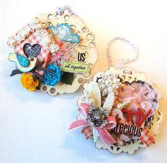 fun ornaments by lia