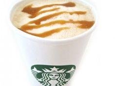 Starbucks Skinny Caramel Macchiato At Home.