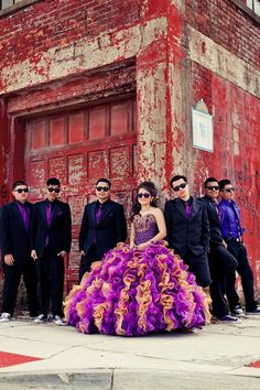 It's no secret that shades = cool. So tell your chambelanes to bring their shades, bring a spunky pair for yourself, and say cheese! - See more at: http://www.quinceanera.com/photo-and-video/15-insta-worthy-quinceanera-photography-poses/?utm_source=pinterest&utm_medium=social&utm_campaign=article-020916-photo-and-video-15-insta-worthy-quinceanera-photography-poses#sthash.6Q6jbclI.dpuf