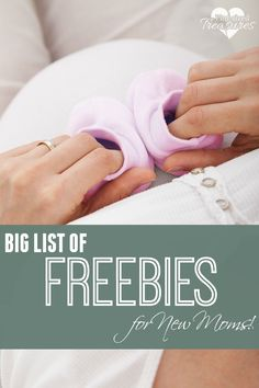 you have to pay for shipping! Must have freebies for new moms is a list moms should keep handy! Enjoy the perks of being a new mom!