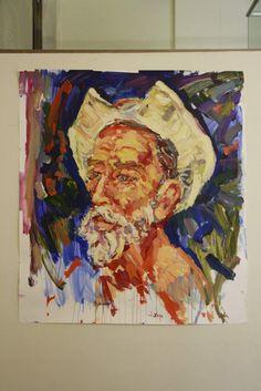 Quijote, Cuadro, pintura. Versión en judeoespañol de EL QUIJOTE