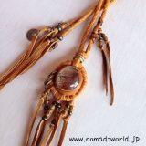 画像: NOMAD Leather Stone NK ( Crystal )