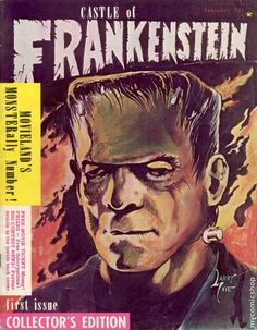 CASTLE OF FRANKENSTEIN 1,