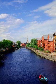 Norwich, Norfolk, England, United Kingdom.