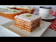 Tiramisu, Cooking Recipes, Middle East, Ethnic Recipes, Foods, Drinks, Deserts, Food Food, Drinking