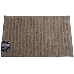 3 piece ultra soft microfiber mixed shiny chenille bath mats set