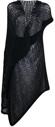 Rick Owens // Asymmetric Dress