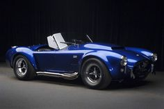 1966 Shelby Cobra 427 Super Snake///You betcha I had a Shelby Cobra. For two years until a race car driver pulled up in a big black Limo with a trailer hitch (no shit) and and trailer and off she went. One of the saddest days of my life.