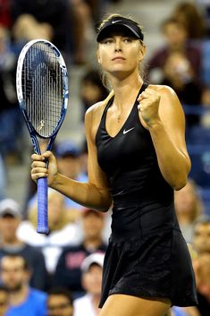 What's Next for Maria Sharapova? The Implications of the Tennis Star's Failed Doping Test - So Funny Epic Fails Pictures Sharapova Tennis, Maria Sharapova, Yuri, Tennis Pictures, Women's Cycling Jersey, Cycling Jerseys, Tennis Equipment, Tennis World, Wimbledon Tennis