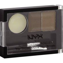 My favorite NYX eyebrow kit