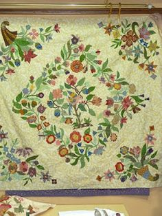 Mary Brown quilt